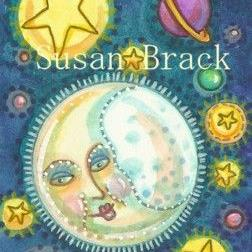 Art: WELCOME TO THE UNIVERSE by Artist Susan Brack