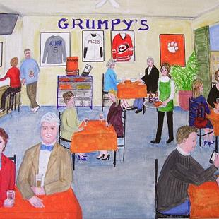 Art: Grumpy's (Commission) by Artist Fran Caldwell