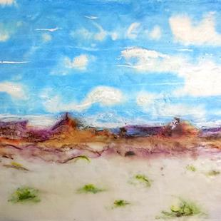 Art: Arizona Four Sisters by Artist Victor McGhee