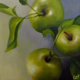 Art: Freshly Picked by Artist Christine E. S. Code ~CES~