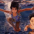 Art: Little Mermaids by Artist Margaret Crowley-Kiggins