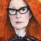 Art: Myrtle Snow by Artist Mark Satchwill