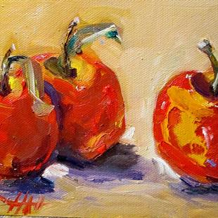 Art: Simply Apples by Artist Delilah Smith