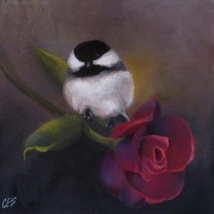 Art: Once Upon a Rose by Artist Christine E. S. Code ~CES~