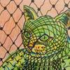 Art: Cat - Zentangle Inspired Art by Ulrike 'Ricky' Martin