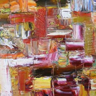 Art: TUSCANY (SOLD) by Artist Dawn Hough Sebaugh