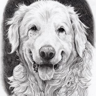 Art: Alfie by Artist Mark Satchwill
