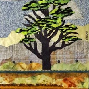 Art: The Tree by Artist Vicky Helms