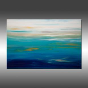 Art: Sunrise 32 by Artist Hilary Winfield