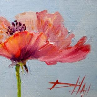 Art: Poppy by Artist Delilah Smith
