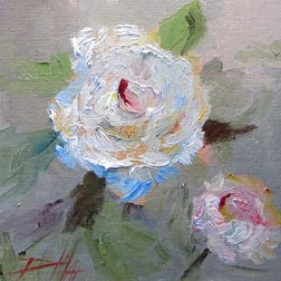 Art: Peony by Artist Delilah Smith