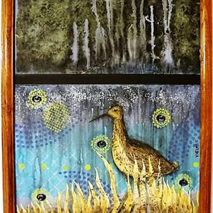 Art: Sandpiper by Artist Vicky Helms