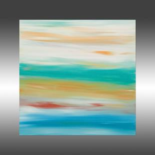 Art: Sunset 55 by Artist Hilary Winfield