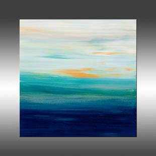 Art: Sunset 52 by Artist Hilary Winfield