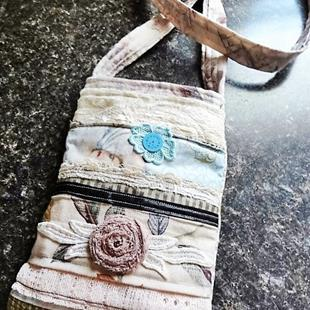 Art: Boho Purse #13 by Artist Vicky Helms