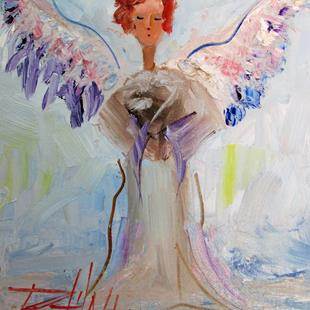 Art: Angels by Artist Delilah Smith