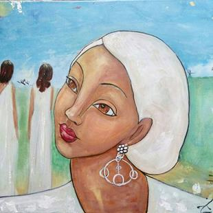Art: Soul's Calling by Artist Melody Cole Gates