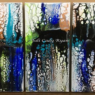 Art: Effervescence by Artist Juli Cady Ryan