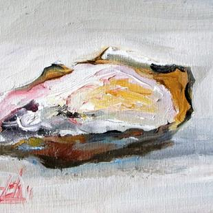 Art: Oyster by Artist Delilah Smith