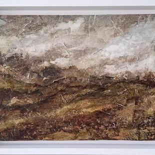 Art: Rugged Landscape small by Artist Peter Taylor