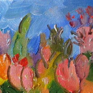 Art: Cactus aceo No.7 by Artist Delilah Smith