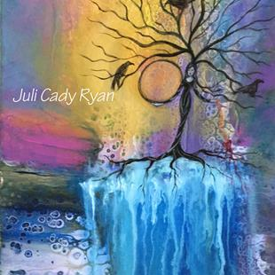 Art: Soul Searching by Artist Juli Cady Ryan