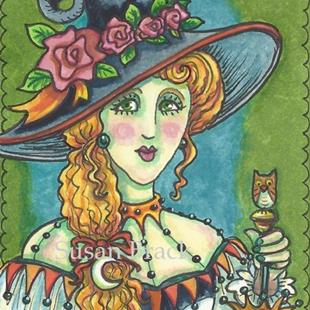 Art: BEWITCHING by Artist Susan Brack