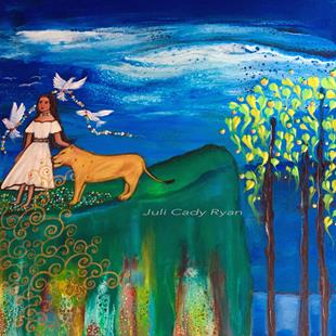 Art: Harmony by Artist Juli Cady Ryan