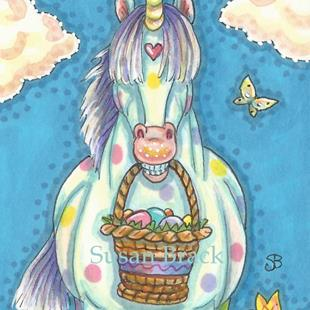Art: TASTE OF EASTER by Artist Susan Brack