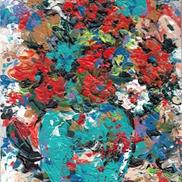 Art: Bouquet  - sold by Ulrike 'Ricky' Martin