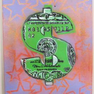 Art: 100 Money pt1 by Artist Paul Lake, Lucky Studios