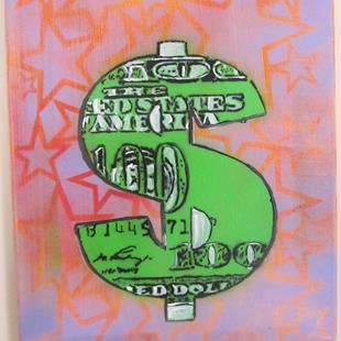Art: 100 money pt 3 by Artist Paul Lake, Lucky Studios