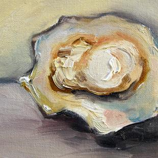 Art: Oyster-sold by Artist Delilah Smith
