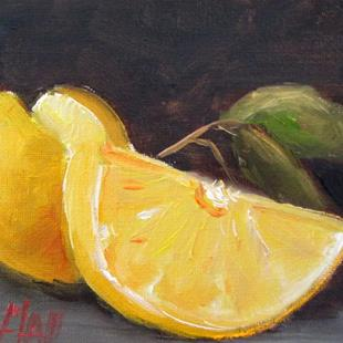 Art: Lemons No. 6 by Artist Delilah Smith