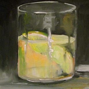 Art: Tonic and Lime by Artist Delilah Smith