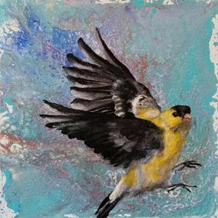 Art: Taking Flight by Artist Kimberly Vanlandingham