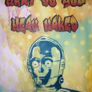 Art: C3PO Naked by Paul Lake, Lucky Studios