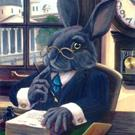 Art: Mr. Hopkins by Artist Madeline  Carol Matz