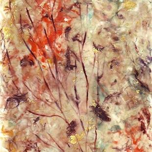 Art: Autumn Branches by Artist Ulrike 'Ricky' Martin